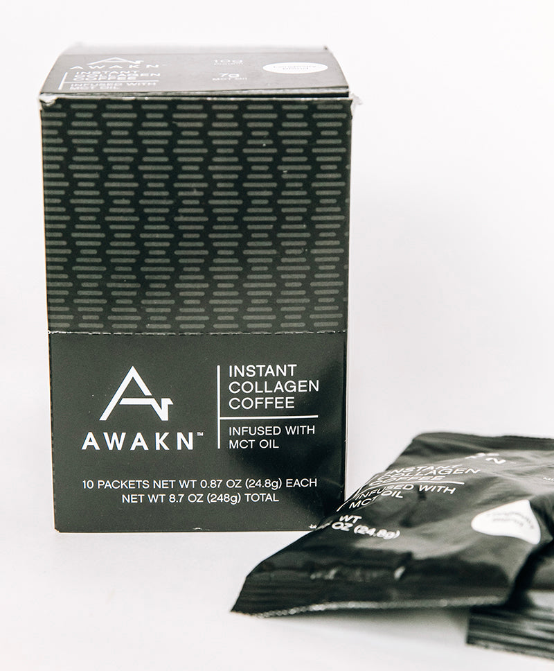 Awakn Collagen Coffee