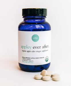 Organic Apple Cider Vinegar Pills