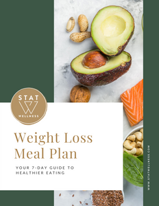 1 Week Meal Plan for Weight Loss