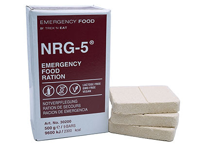 NRG-5 EMERGENCY FOOD RATION
