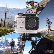 Ultra HD Sports Camera