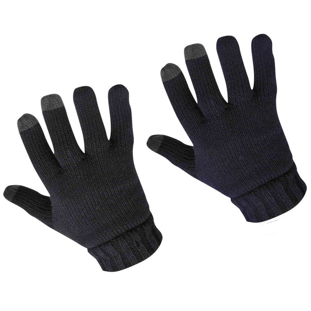 Touchscreen Knit Gloves