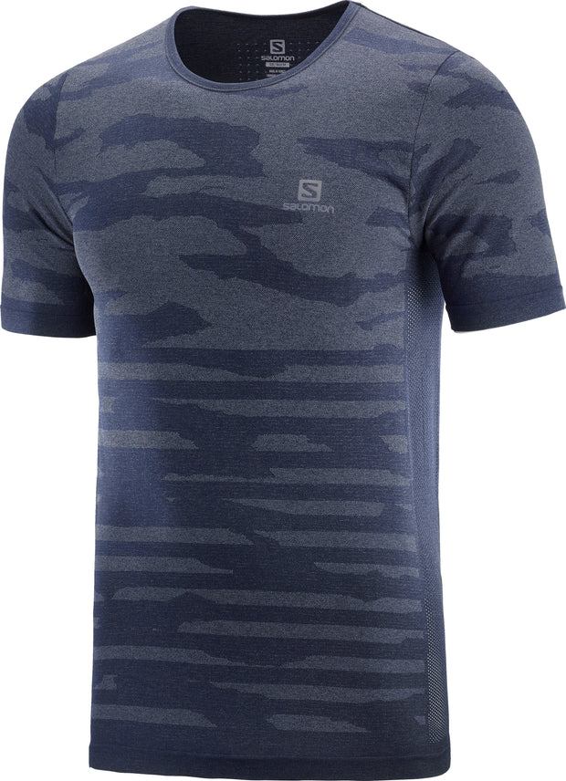 XA CAMO TEE NIGHT (SKY/Heather)