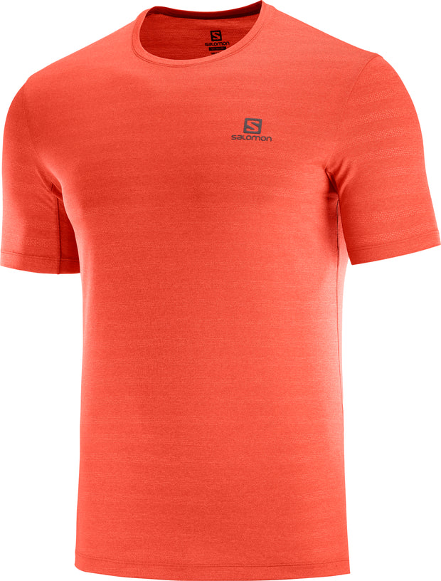 XA TEE M VALIANT (POPPY/Heather)