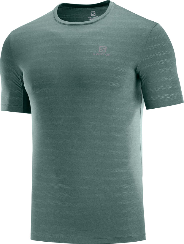 XA TEE M Balsam (Green/Heather)