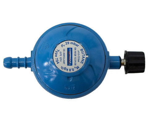 Regulator Tap With Flow Limiter 28/30MBAR - 800G/H