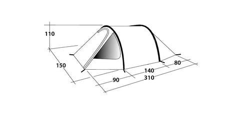 Earth 2 Tent