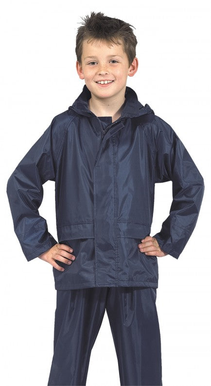 Portwest JN11 Junior Rain Jacket