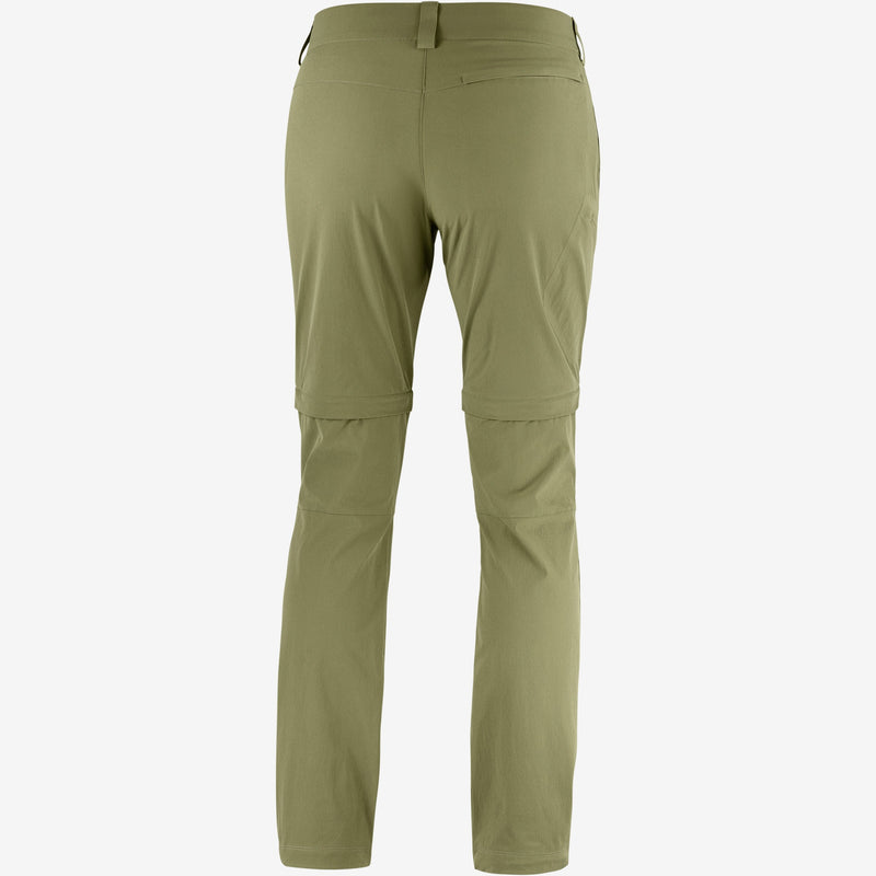 OUTLINE ZIP OFF PANT W