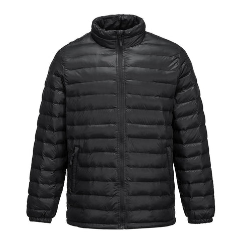 Aspen mens padded Jacket(Black)