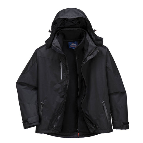 Radial 3 in 1 Jacket