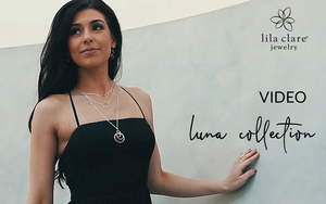 video: luna collection - moon-inspired jewelry