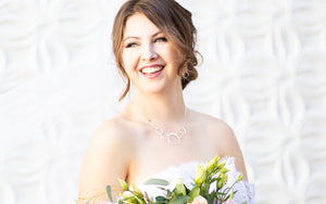 Custom Bridal Jewelry by Lila Clare Jewelry