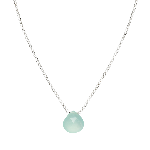 Ella Mini Gemstone Necklace