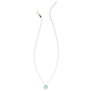Ella Gold Gemstone Necklace
