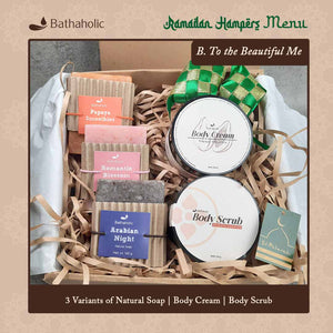 Hampers To the Beautiful Me (SB+SA+SP+BCP+BSOJ+Box)