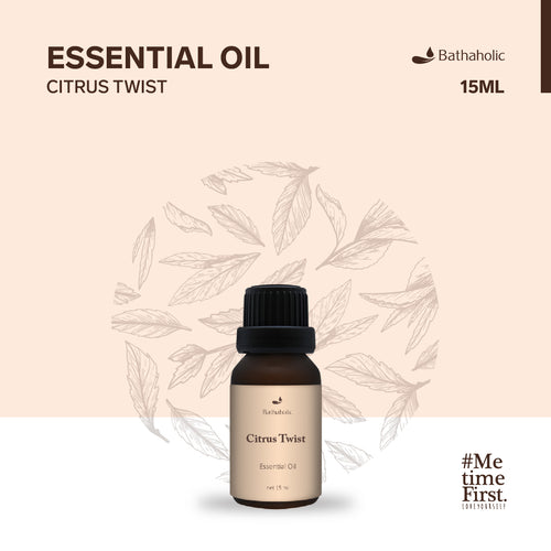 Citrus Twist - Essential Oil