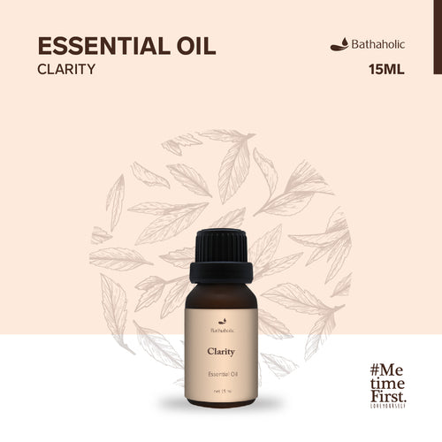 Clarity - 100% Pure Essential Oil