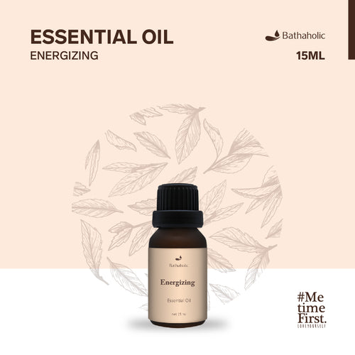 Energizing - Essential Oil