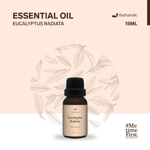 Eucalyptus Radiata - Essential Oil
