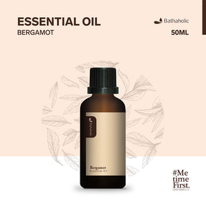 Bergamot - 100% Pure Essential Oil