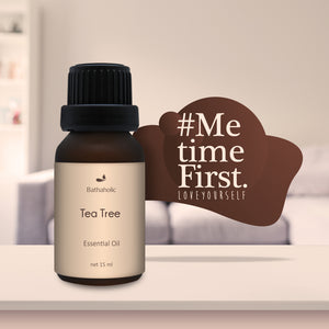 Tea Tree - 100% Pure Essential Oil