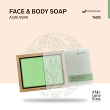 Load image into Gallery viewer, Face & Body Soap Aloe Vera