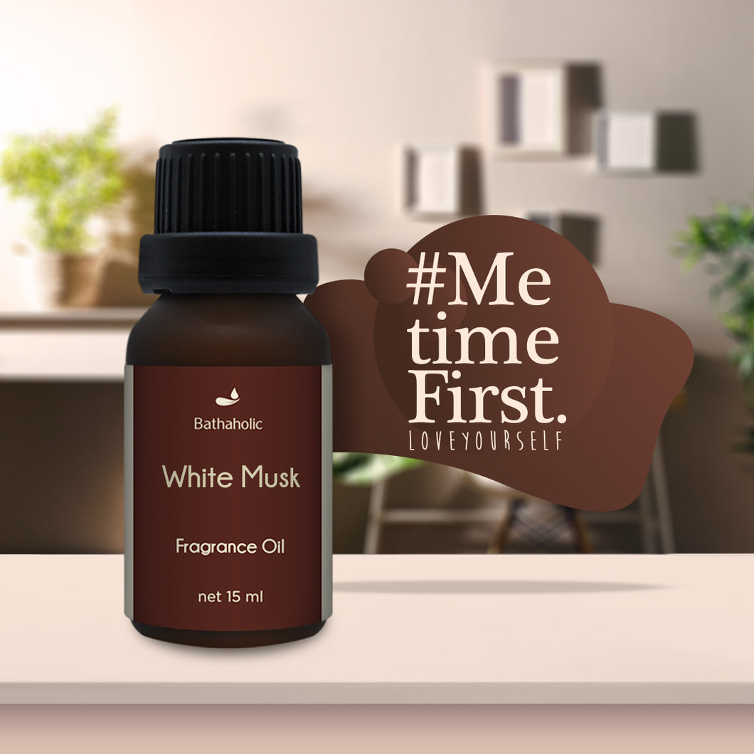 White Musk - Fragrance Oil