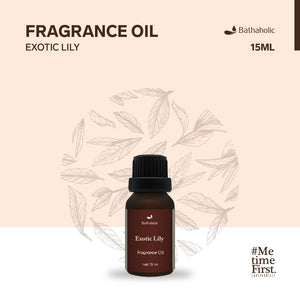 Exotic Lily  - Fragrance Oil 15ml