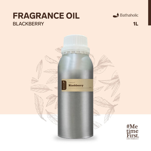 Blackberry - Fragrance oil 1000 ml Bathaholic