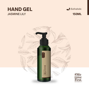 Hand Gel Jasmine Lily Bathaholic 150ml