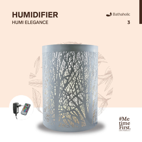 Aroma Diffuser Humidifier Elegance 3 Bathaholic
