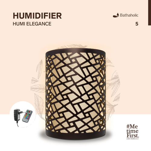 Aroma Diffuser Humidifier Elegance 5 Bathaholic