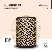 Load image into Gallery viewer, PROMO MERDEKA Diffuser Humidifier Elegance 3/5 Free EO Citrus Twist 15ml  Bathaholic