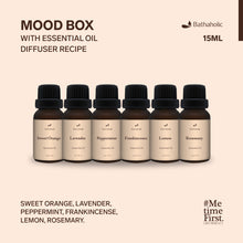 Load image into Gallery viewer, Paket Essential Oil Moodbox Bathaholic