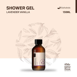 Shower Gel 130ml Bathaholic
