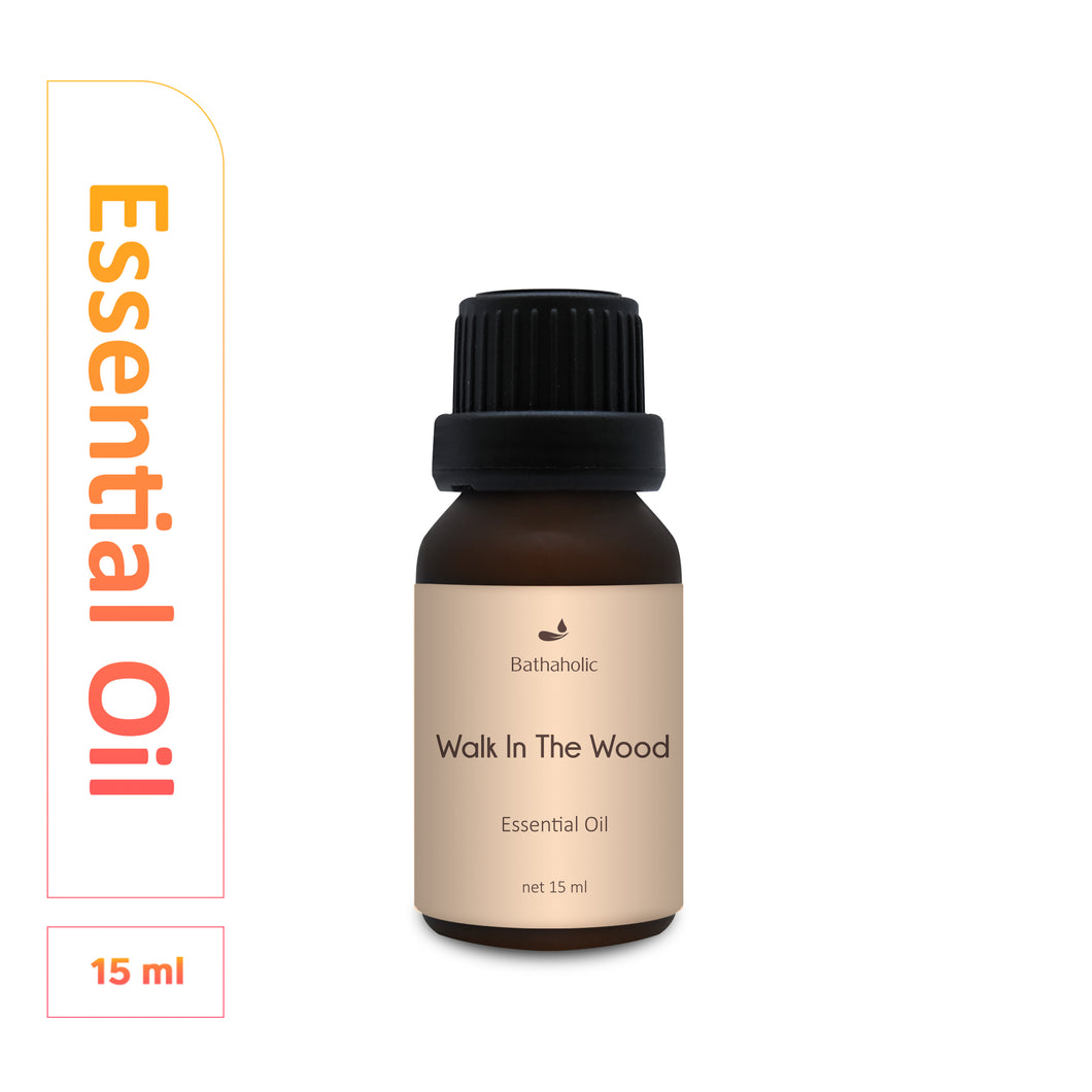 Walk in the Wood - Essential Oil