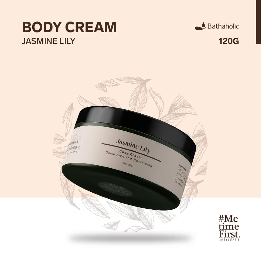 Happy Me Package (Soap Blossom, Body Scrub Oriental Jasmine, Body Cream Jasmine Lily)