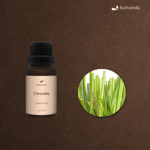 Citronella - Essential Oil