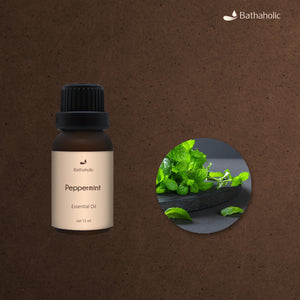 Paket Essentials ( Peppermint 15ml,Rosemary 15ml,Lemongrass 15ml )
