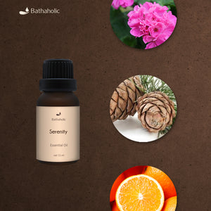 Serenity - Essential Oil Blend ( PROMO CALM )