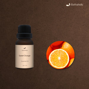 Sweet Orange - Essential Oil
