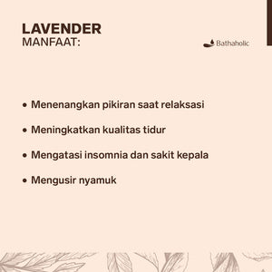Lavender - Essential Oil