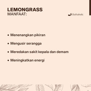 Lemongrass - Essential Oil