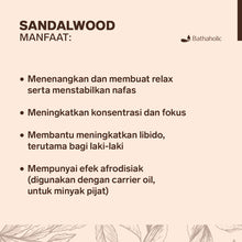 Load image into Gallery viewer, Sandalwood - Essential Oil