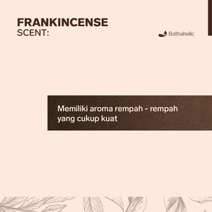 Frankincense - Essential Oil