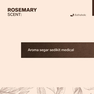 Rosemary - 100% Pure Essential Oil