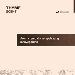 Thyme - Essential Oil