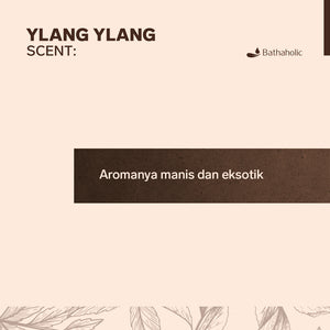 Ylang Ylang - Essential Oil