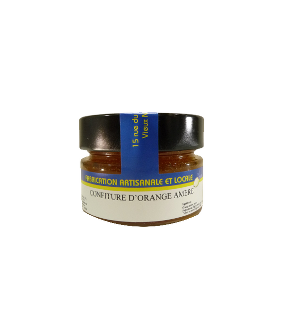 Confiture d'orange amère 100g